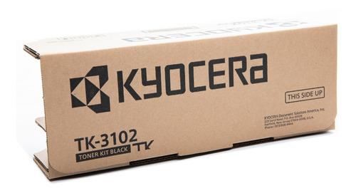 Imagen 1 de 2 de Toner Tk-3102 Kyocera Original Para Fs-2100dn/m3040idn