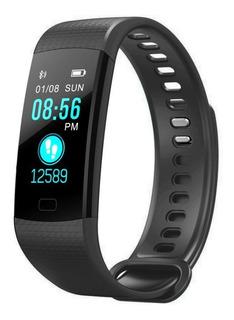 Smartwatcht Band Gadnic Sw22 Rel00163 Cardiaco Presión Run