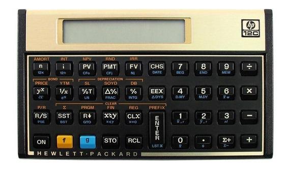 Calculadora Financeira 12c Hp