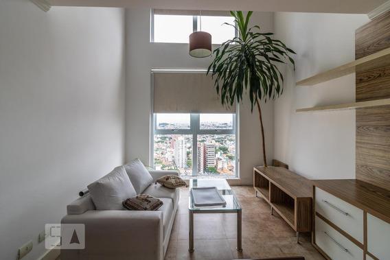 Apartamento Para Aluguel - Rudge Ramos, 1 Quarto, 62 - 893018429