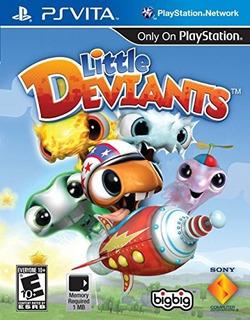 Little Deviants Playstation Vita
