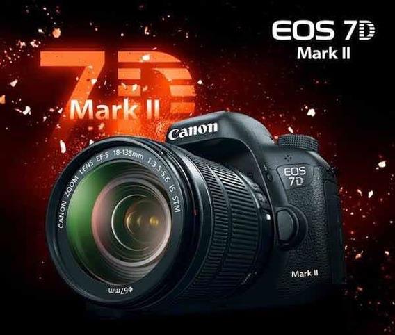Canon Eos 7d Mark Ii (4.999 A Retirar)