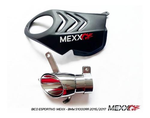 Escapamento Ponteira Mexx Bmw S1000rr Taylor Made Cod112