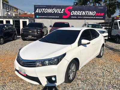 Toyota Corolla Gli Blindado Nivel 3 Plus