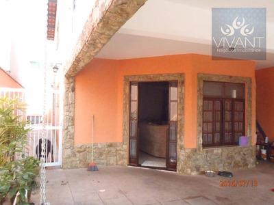 Sobrado Residencial À Venda, Jardim Márcia, Suzano. - So0015