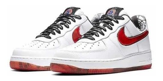 Air Force 1 Af1 only Once White/university Red Cj2826-178