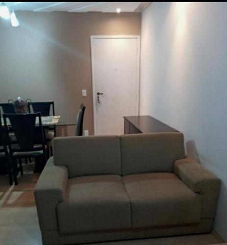 Imagem 1 de 24 de Apartamento Com 3 Dormitórios À Venda, 80 M² - Rudge Ramos - São Bernardo Do Campo/sp - Ap64861