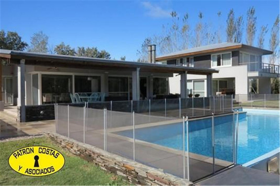 2048ml- Casa En La Colina Golf Y Polo-pileta-410m2