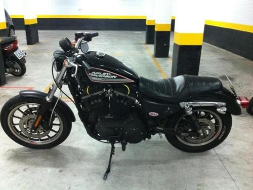 Imagem 1 de 2 de Harley Davidson Xl883r