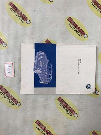 Manual Proprietário Volkswagen Jetta 2006 L317