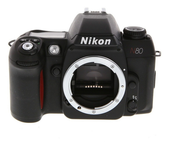 Câmera Nikon N80