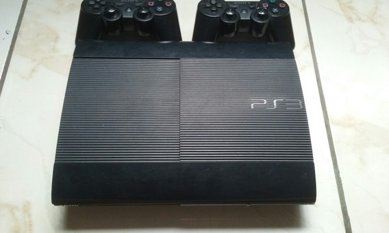 Playstation3 250gb Usado Nenhum Defeito 2 Controles