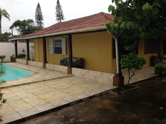 Casa Residencial Para Locação, Vila Suarão, Itanhaém. - Ca0088