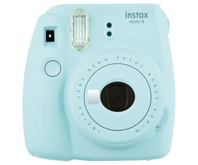 Instax Mini 9 - Câmera Polaroid