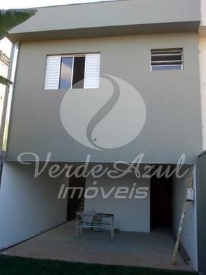 Casa À Venda Em Parque Jambeiro - Ca004307