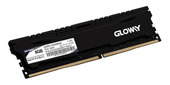 Memoria Ram Ddr4 8gb 2400mhz Gloway Pc4-19200 Ddr4 1.2 V