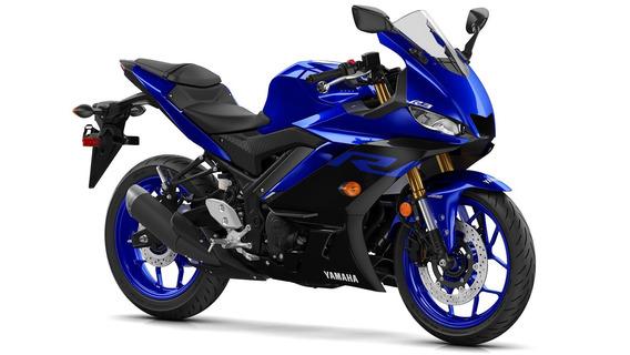 Yamaha Yzf-r3a 2020 0km