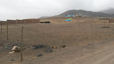 Terreno En Chilca Cañete