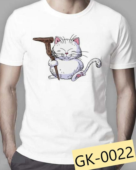 Playera Con Master Korin Gokú Dragon Ball Z Camiseta Tv