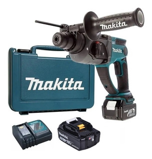 Martelete Rotativo Rompedor Bateria Dhr202z Makita 2 X 5ah