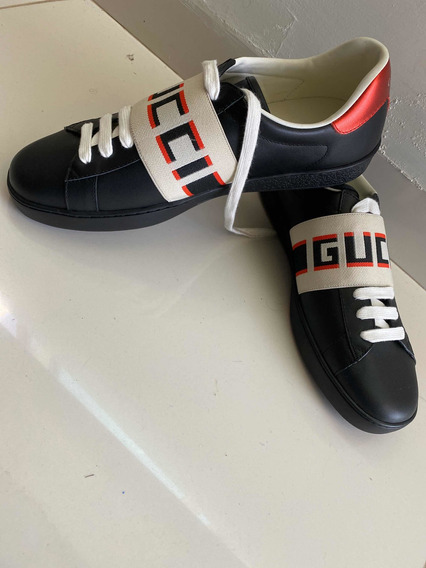 Tenis Gucci Ace Band