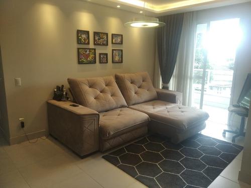 Imagem 1 de 15 de Apartamento A Venda Com 3 Quartos No Bairro Abraao Em Florianopolis - V-81992
