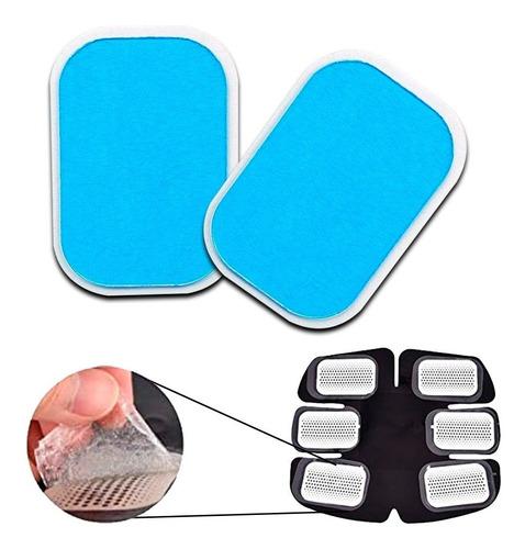 Imagen 1 de 6 de Gel Repuesto 1 Electroestimulador Muscular Ems Abdomen Brazo