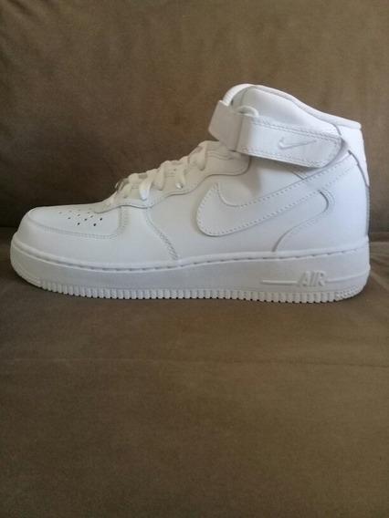 Tênis Nike Air Force 1 Mid 07- Na Caixa