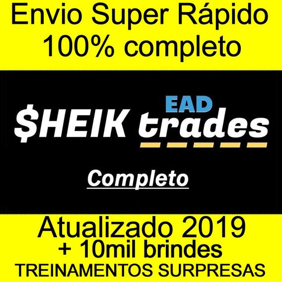 Sheik Trades Ultra Scalping + Ead 2019 Brindes