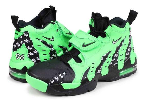 Nike Air Dt Max 96 Soa Rage Green Deion Sanders Numero - 9.5