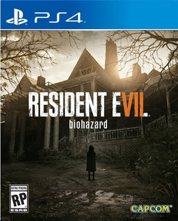 Resident Evil 7 Ps4 Playstation 4 || Tenelo Hoy Mismo!