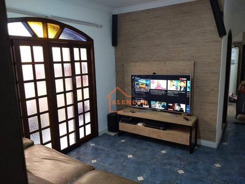 Casa À Venda Por R$ 430.000,00 - Jardim Santa Maria - São Paulo/sp - Ca0040