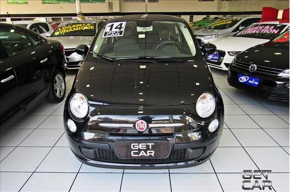 Fiat 500 Fiat 500 1.4 Cult 8v Flex 2p Automatizado