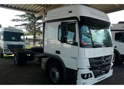 Mercedes Benz Atego 1726/42 Techo Elevado 0km Besten