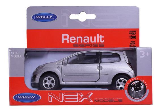 Auto De Colección A Escala Renault Twingo Gt Welly