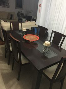 Conjunto Mesa Jantar E Buffet