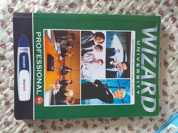 Livro Wizard W4