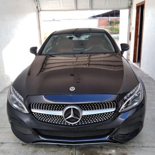 Imagen 1 de 8 de Mercedes-benz Clase C 2018 1.6 180 Cgi Coupe At