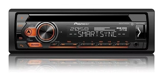Cd Automotivo Pioneer Deh-s4180bt Bluetooth Mixtrax Usb