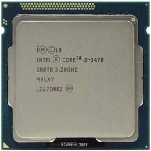 Processador Intel Core I5-3470 4 Núcleos 32 Gb