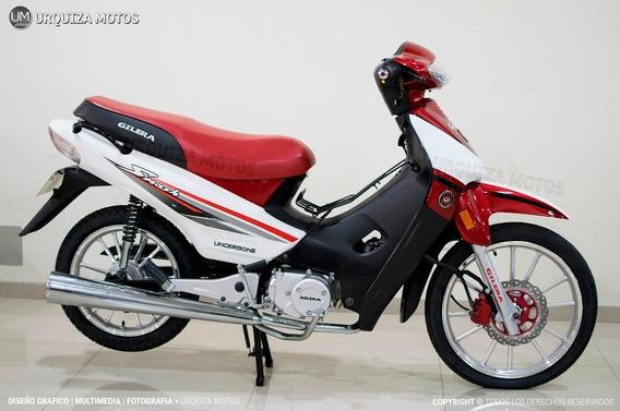 Moto Gilera Smash 110 Full 0km Urquiza Motos 2020