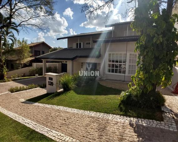 Casa Para Venda E Locação No Condomínio Jardim Paulista I Em Vinhedo/sp. - Ca003519 - 67744650