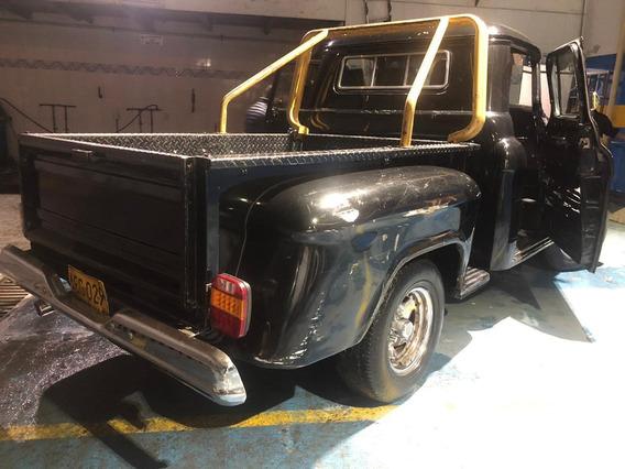 Chevrolet Apache Clásica