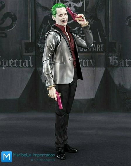Action Figure Coringa / Joker Jared Leto - Esquadrão Suicida