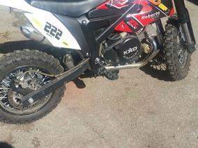 Moto Cross Niño Casi Nueva