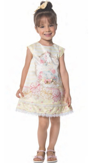 Vestido Unicórnio Petit Cherie Festa Infantil 11.11.31216