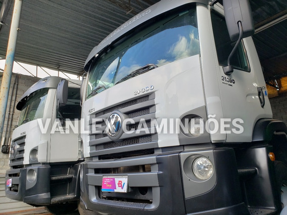 Vw 31390 6x4 Chassi Ideal P Carroceria Rolon Plataforma