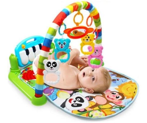 Gimnasio /tapete Piano Didáctico Para Bebes