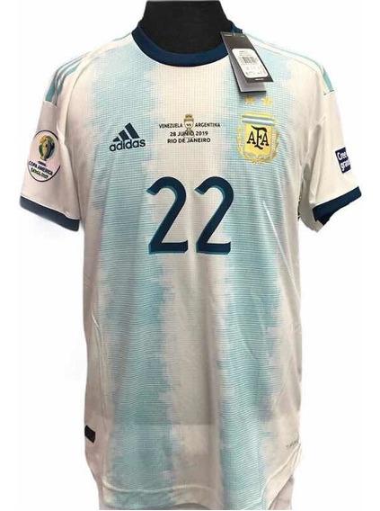 Camiseta De La Selección Argentina Copa America Utileria