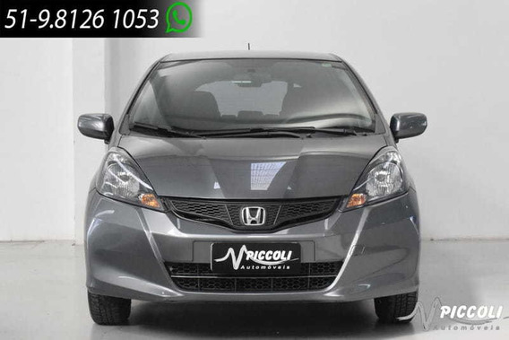 Honda Fit Cx 1.4 Flex 16v 5p Aut.